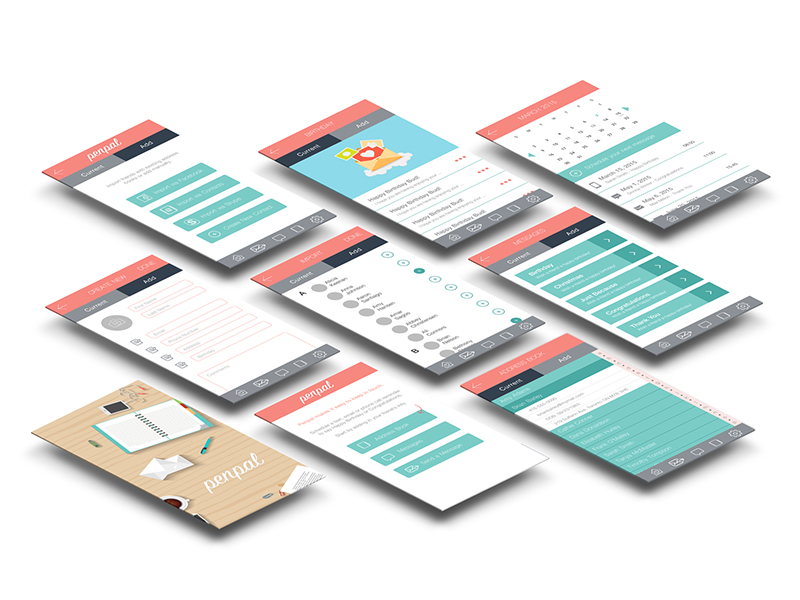Testing UI design Tools Invision, Sketch and Marvel