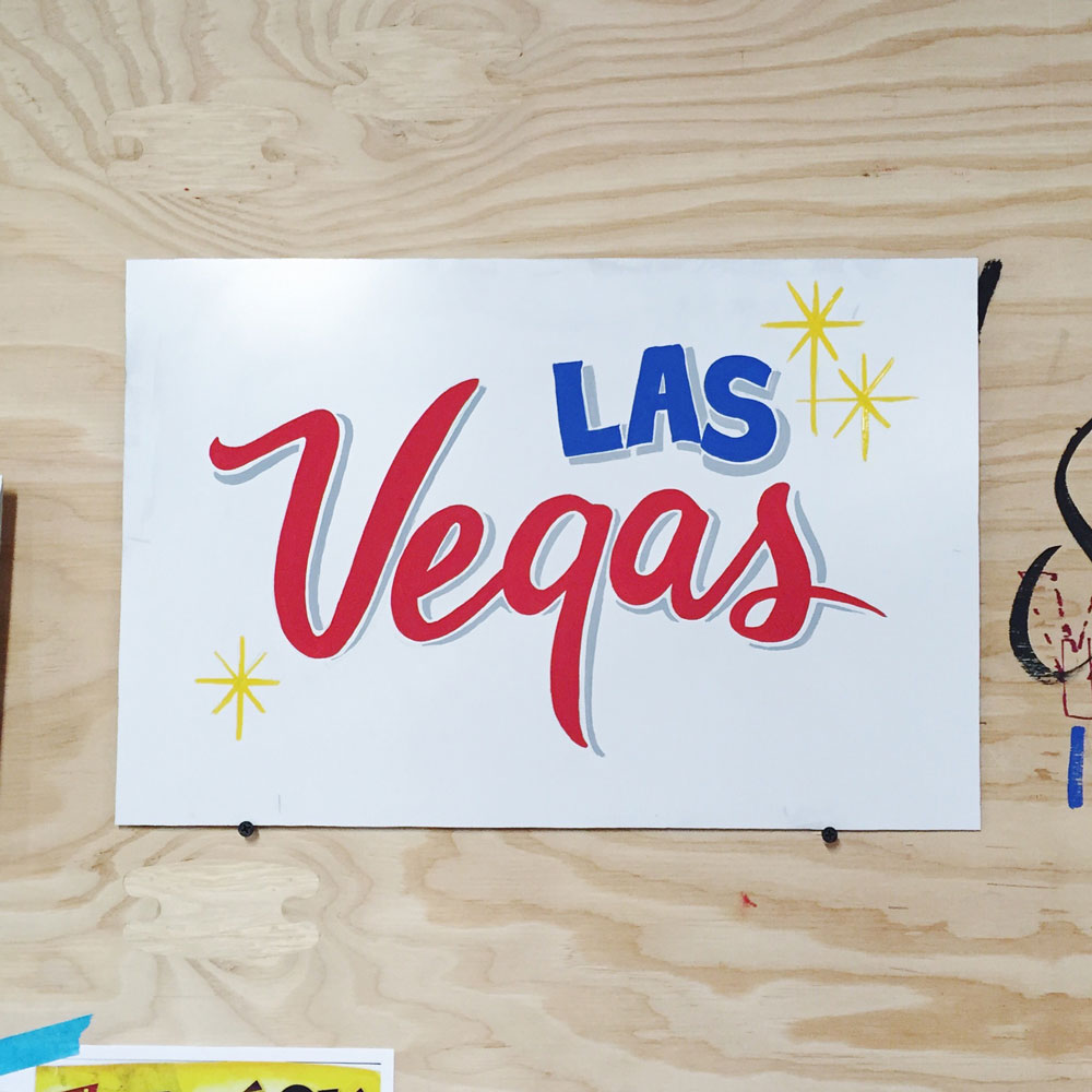 How To Start Sign Painting