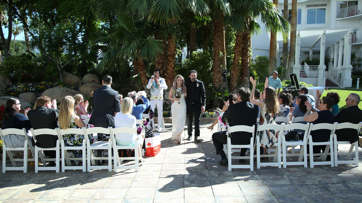My Elvis Inspired Las Vegas Wedding